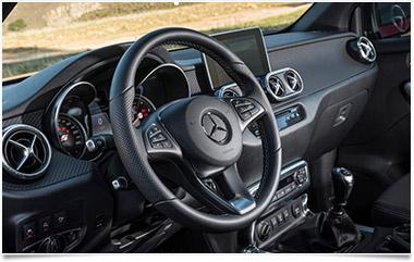 Mengerler X Class X Class Mercedes Benz