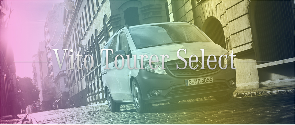 Vito Tourer Select