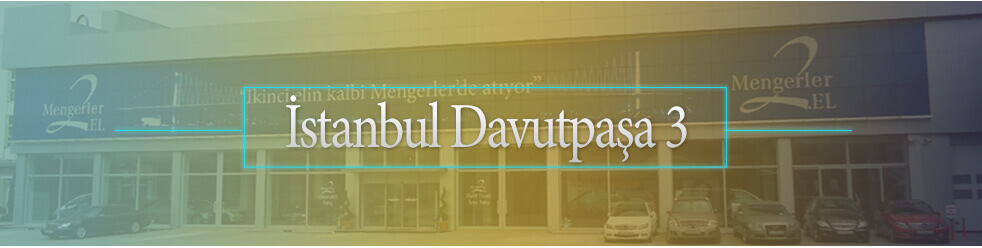 Mercedes-Benz Mengerler Davutpaşa Showroom