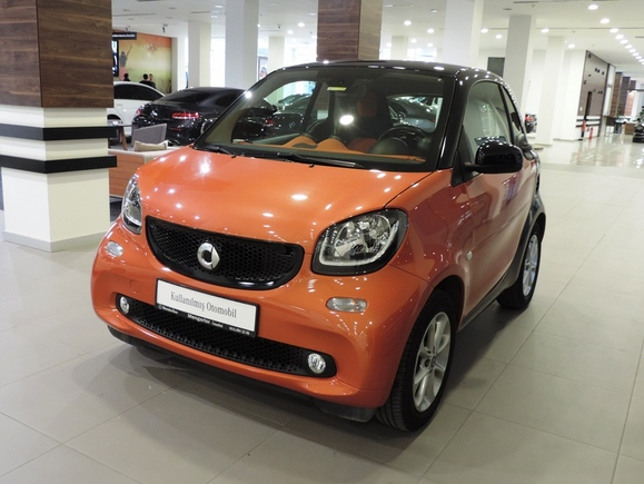 smart Fortwo 1.0MHD PASSION