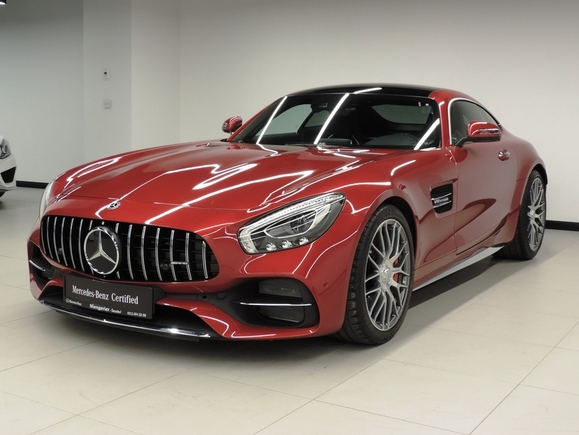 Mercedes-Benz AMG GT C Coupe