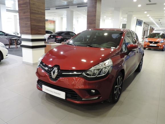 Renault Clıo 1.5 DCI TOUCH EDC