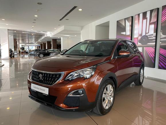 Peugeot 3008 1.6 BlueHDI Active SkyPack