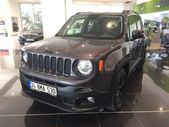 Jeep Renegade NIGHT EAGLE 1.6 DDCT