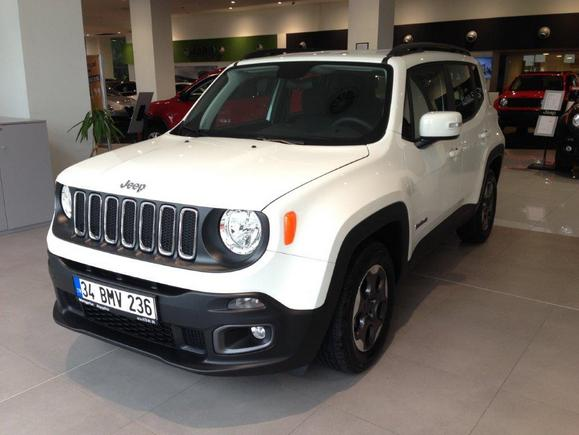 Jeep Renegade LONGİTUDE 1.6 DDCT