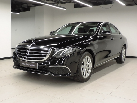 Mercedes-Benz E-Serisi 220d EXCLUSİVE